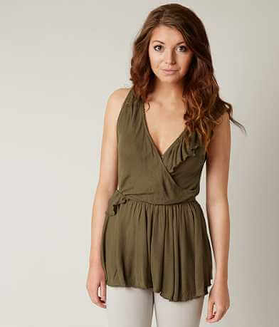 Free People V-Neck Tank Top