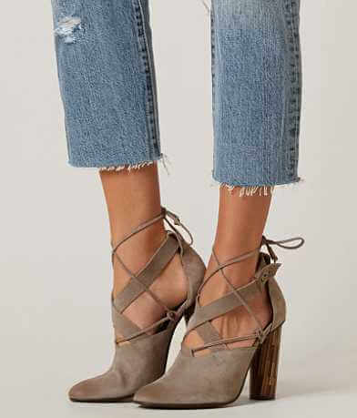 Free People Novella Suede Shoe