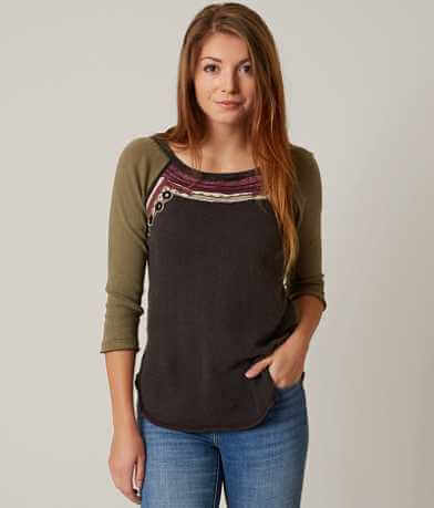 Free People Granpa Top