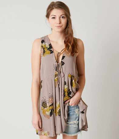 Free People Lovely Day Tank Top