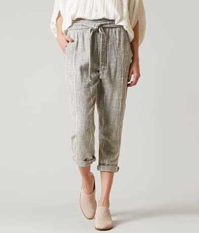 Free People Wild Coast Cropped Pant