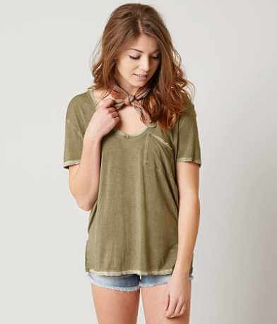 Free People Rising Sun T-Shirt