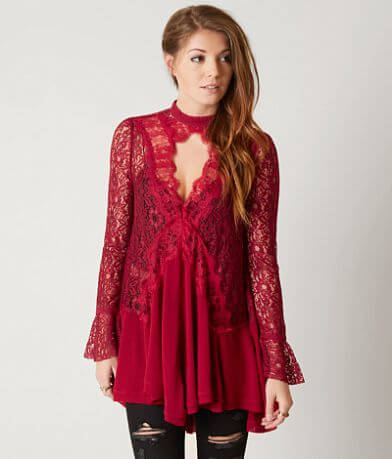 Free People New Tell Top