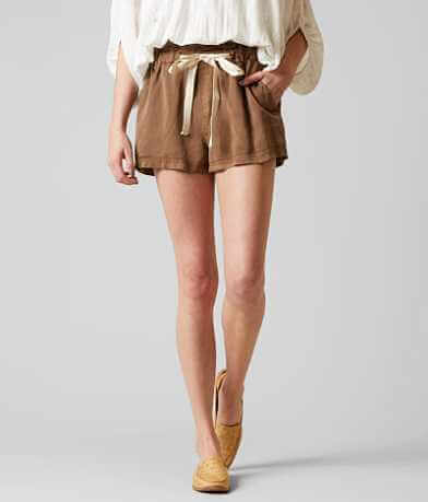 Free People Washed Short