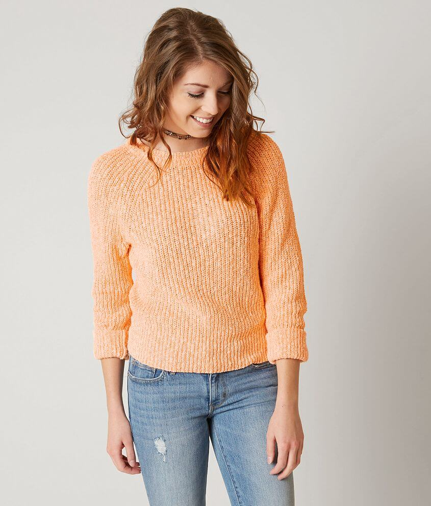Free People Electric City Sweater front view