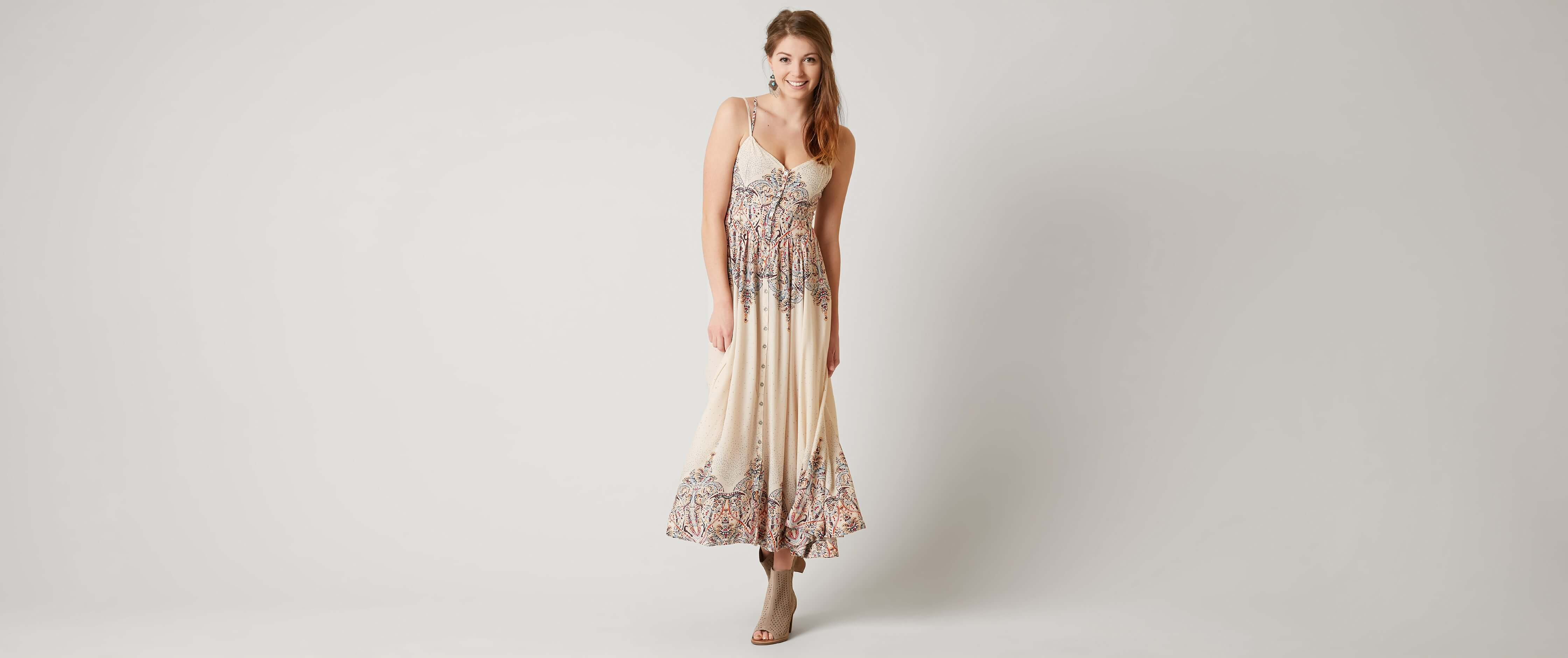 Free people maxi dresses for women