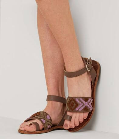 Free People Torrence Leather Sandal