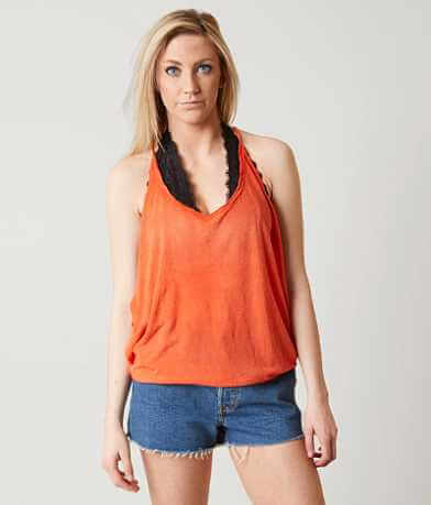 Free People Sand Dollar Tank Top