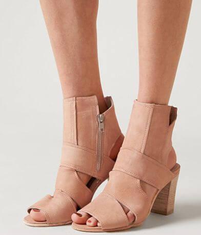 Free People Effie Leather Heeled Sandal