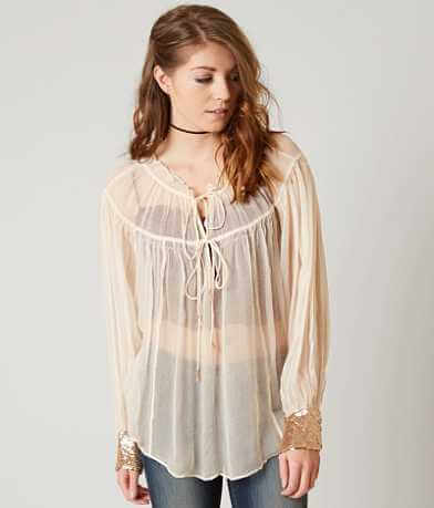 Free People Dream Blouse