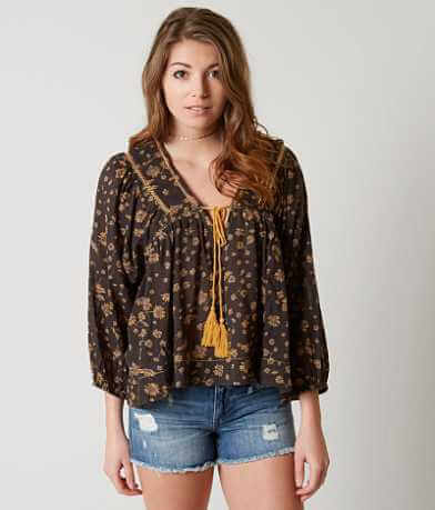 Free People Never A Dull Moment Top