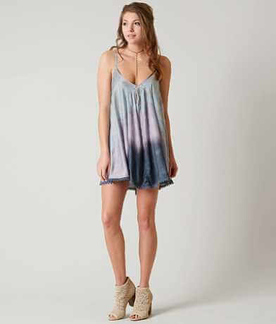 Free People Serena Washed Dress