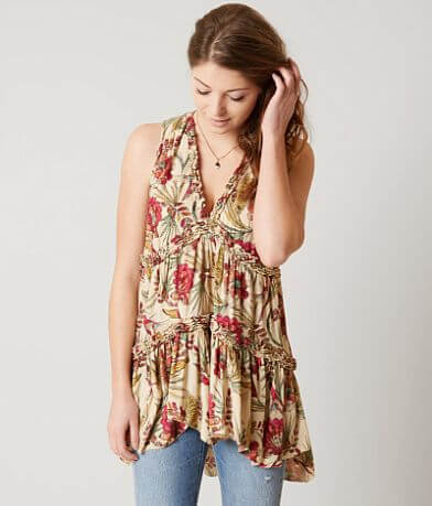 Free People Haze Tank Top