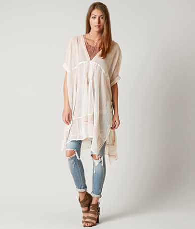 Free People The Great Escape Tunic Top