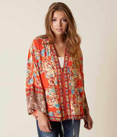 Free People Wildflower Cardigan