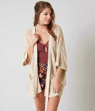 Free People Beach House Brunch Cardigan
