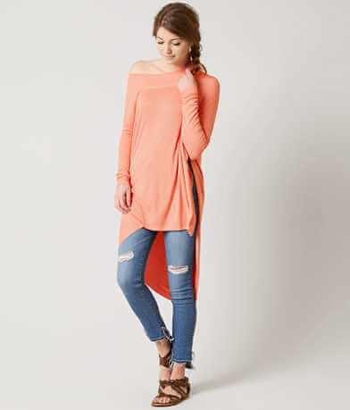 Free People Grapevine Tunic Top