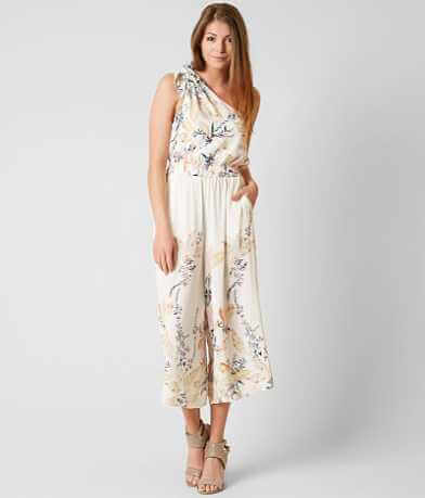 Free People Island Time Wide Leg Romper