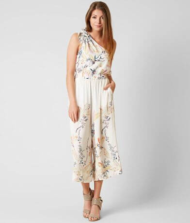Free People Island Time Wide Leg Jumpsuit