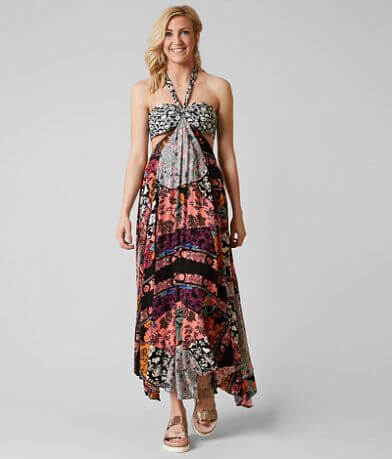 Free People California Love Maxi Dress