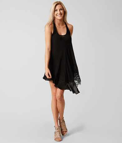 Free People Asymmetrical Dress