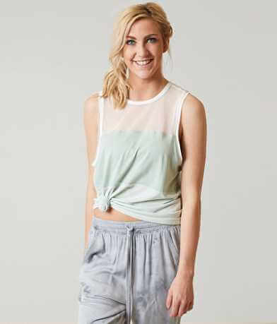 Free People Home Run Tank Top