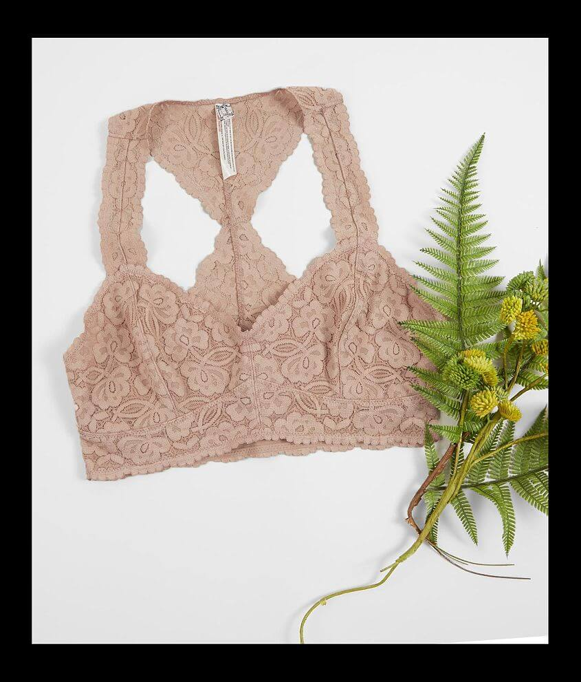 25167a3a22f41 Free People Galloon Racer Back Bralette - Women s Bandeaus Bralettes ...
