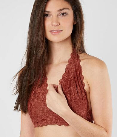 Free People Galloon Halter Bralette