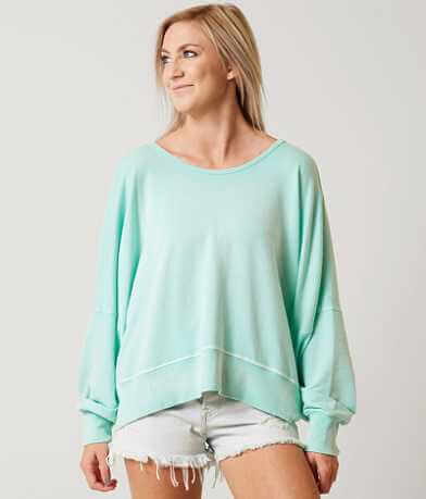 Free People Back It Up Sweatshirt