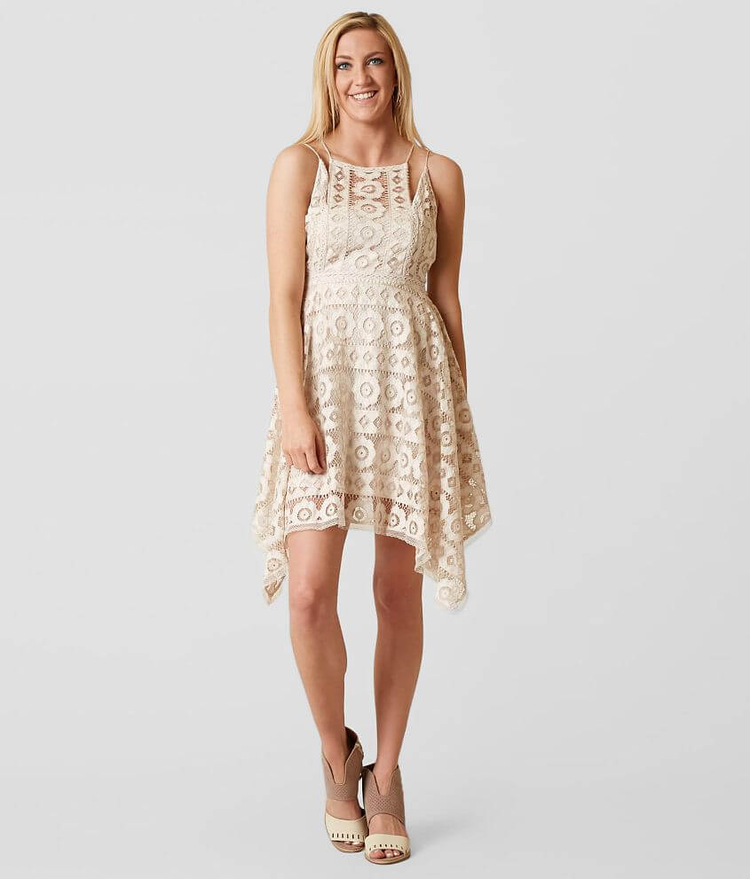 Free People Just Like Honey Dress front view