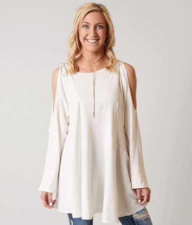 Free People Clear Skies Tunic Top