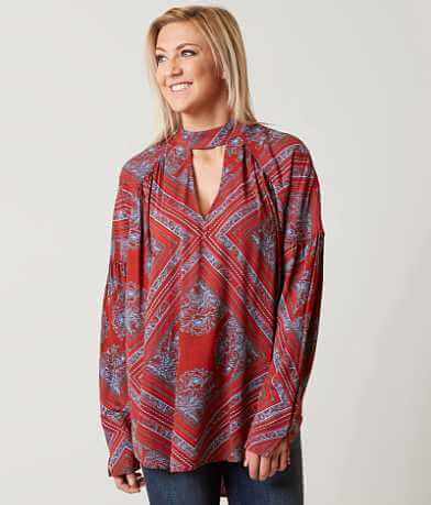 Free People Walking On A Dream Tunic Top