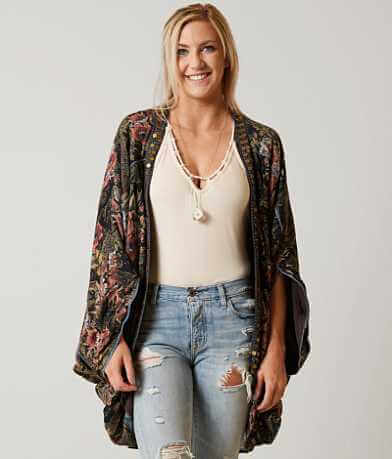 Free People Jaipur Cardigan