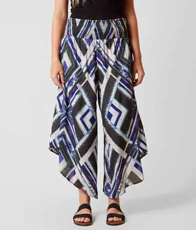Free People Miranda Angular Cropped Pant