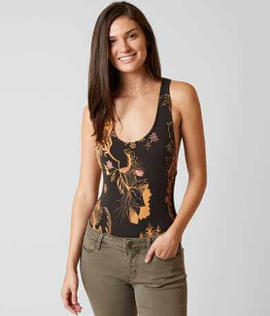 Free People Something Bodysuit