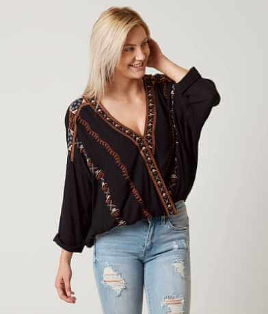 Free People Crescent Moon Top
