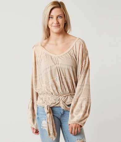 Free People Weekend Top