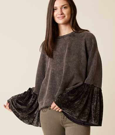Free People Cozy Sweatshirt