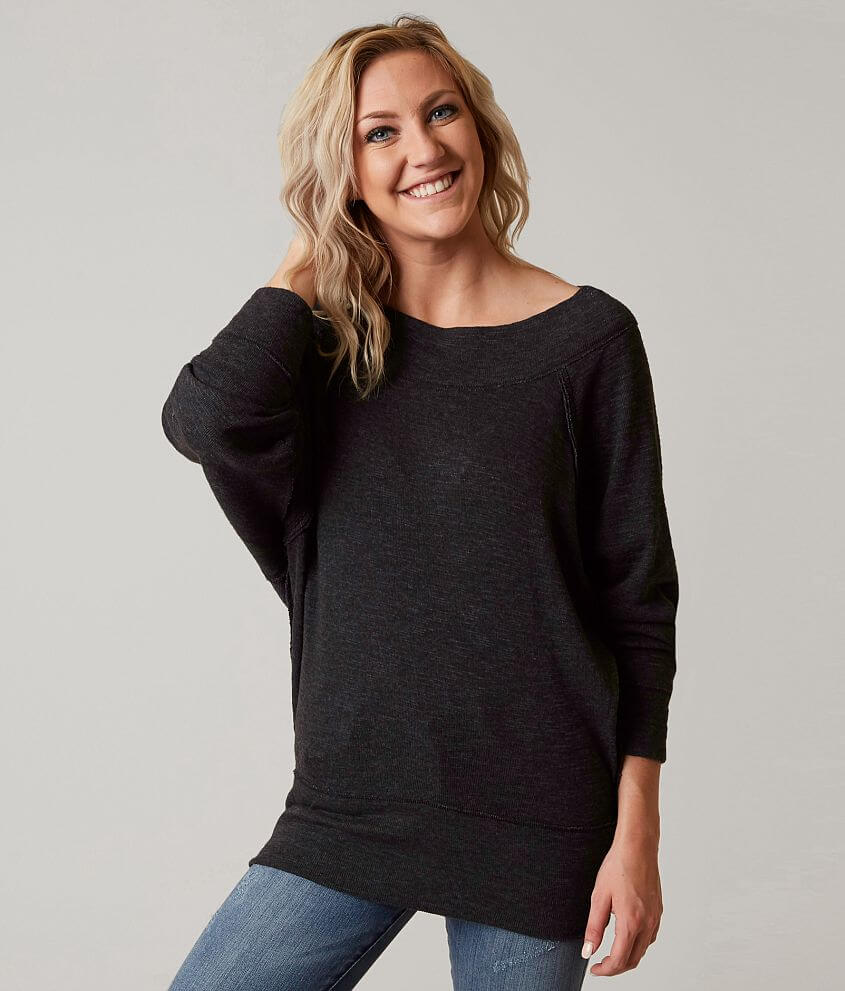 f010eb8b99f Free People Palisades Top - Women's Shirts/Blouses in Black | Buckle