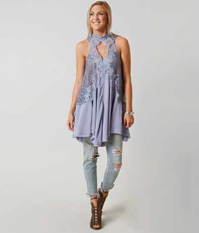 Free People Tell Tale Heart Tank Top