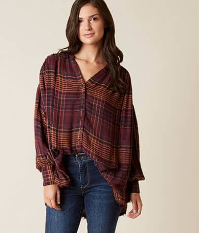 Free People Come On Over Shirt
