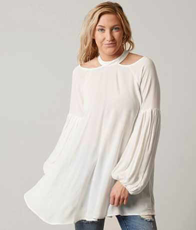 Free People Drift Away Top