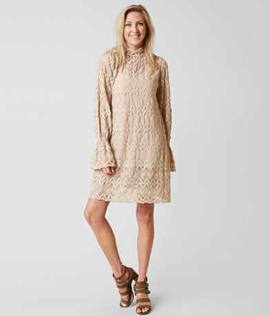 Free People Simone Mini Dress