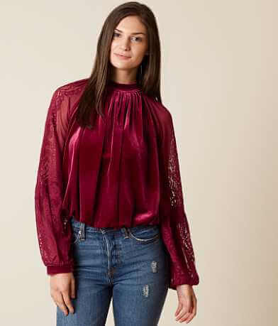 Free People Dream Team Top