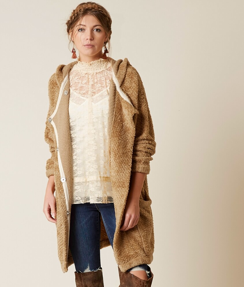 Free People Warm Wishes Cardigan Sweater - Women's Sweaters in ...