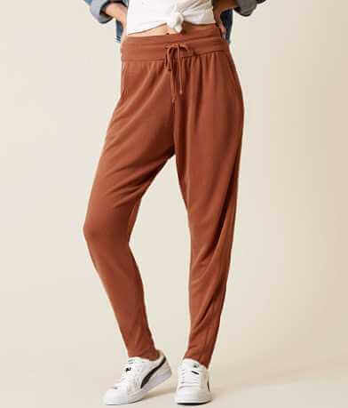 Free People Yella Harem Jogger Sweatpant