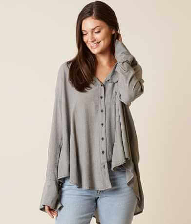 Free People Magic Breeze Shirt