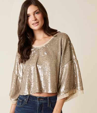 Free People Champagne Dreams Top
