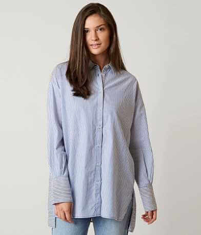 Free People Lakehouse Shirt