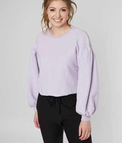 Free People Sleeves Like These Sweatshirt
